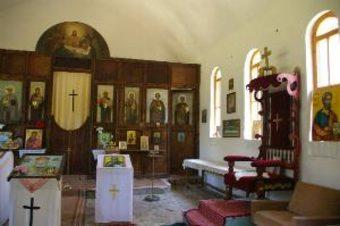 Панчаревски манастир  - В църквата (Снимка 2 от 4)