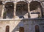 Патриаршески манастир - Изглед към църквата