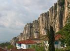 Патриаршески манастир - Комплексът от вън