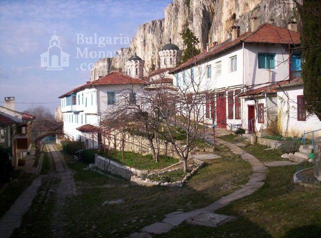 Патриаршески манастир - Комплексът от вътре (Снимка 21 от 23)