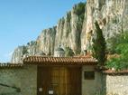 Патриаршески манастир - Входът на манастира