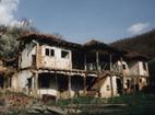 Пещерски манастир - Жилищната сграда