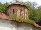 Пещерски манастир - Куполът на църквата