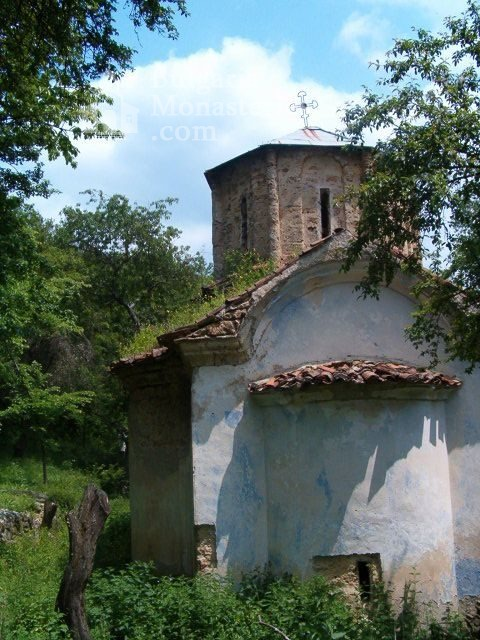 Пещерски манастир - Църквата ,,Св. Николай