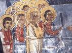 Подгумерски манастир - Стенописи в църквата