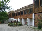 Поморийски манастир - Жилищните сгради