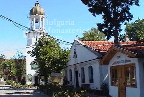 Поморийски манастир - Комплексът (Снимка 15 от 24)
