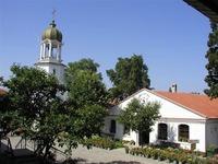 Поморийски манастир - Комплексът