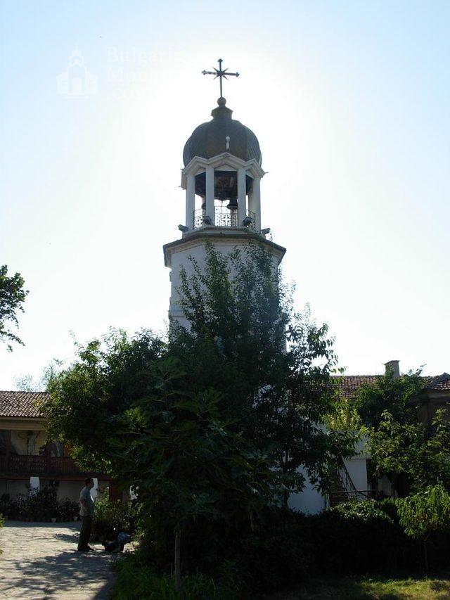 Поморийски манастир - Кулата-камбанария (Снимка 11 от 24)