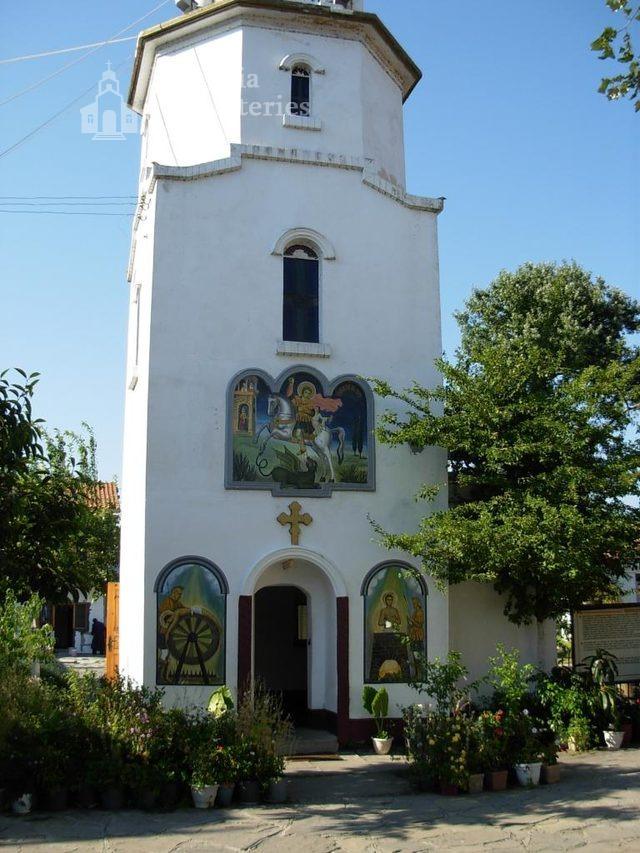 Поморийски манастир - Кулата-камбанария (Снимка 14 от 24)