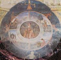 Преображенски манастир - Колелото на живота
