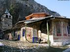 Преображенски манастир - Църквата и камбанарията