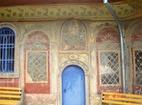 Преображенски манастир - Входа на църквата