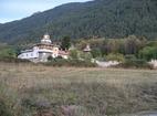 Ресиловски манастир - Манастирът от вън