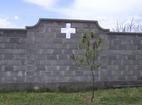 Ресиловски манастир - Манастирската стена