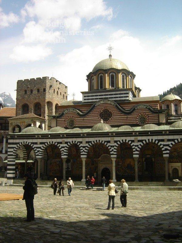 Рилски манастир (Снимка 5 от 51)