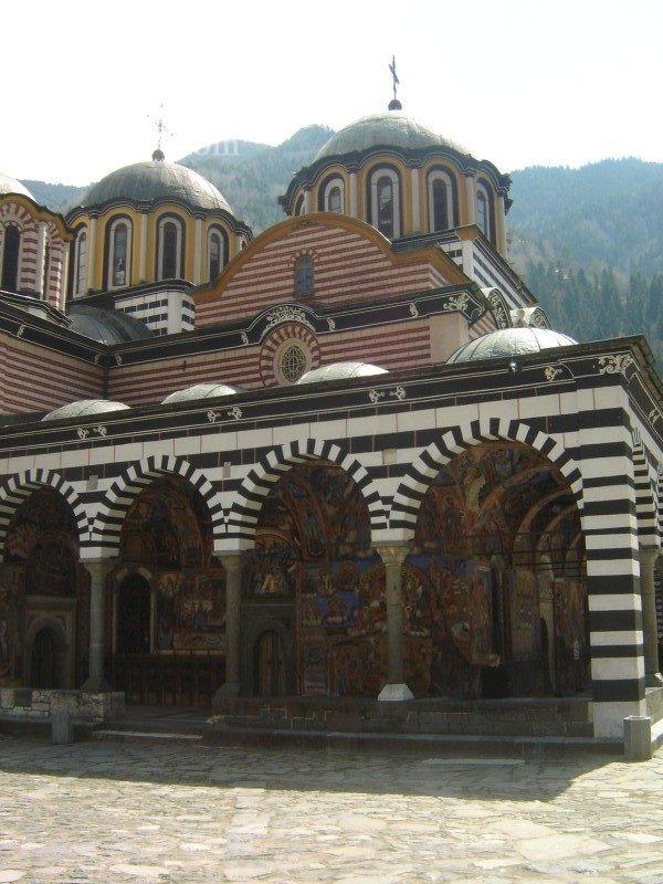 Рилски манастир (Снимка 42 от 51)