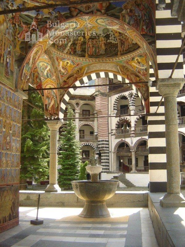 Рилски манастир (Снимка 49 от 51)