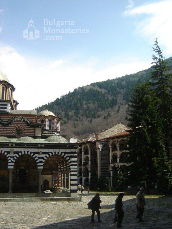 Рилски манастир - Хрельовата кула (Снимка 8 от 51)