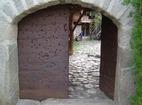 Роженски манастир  - Манастирската порта