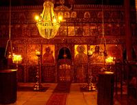 Роженски манастир  - Оконостасът в църквата