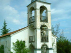 Роженски манастир  - Църквата