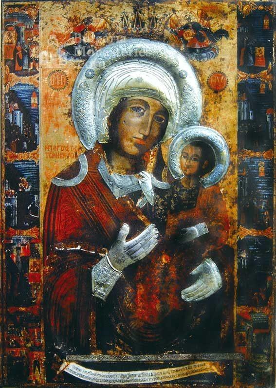 Роженски манастир  - Богородица Портатиса (Снимка 6 от 16)