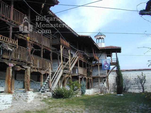 Роженски манастир  - Жилищните сгради (Снимка 16 от 16)
