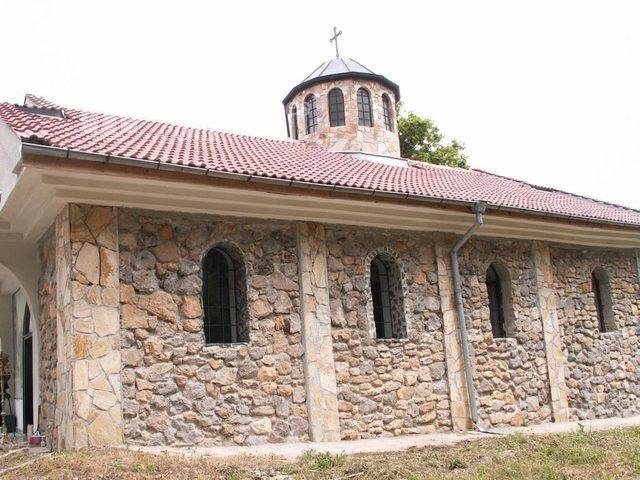 Руенски манастир - Църквата ,,Св. Иван Рилски