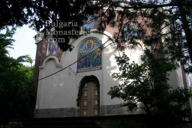 Сопотски манастир - Църквата (Снимка 5 от 7)