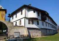 Струпешки манастир - Жилищната сграда