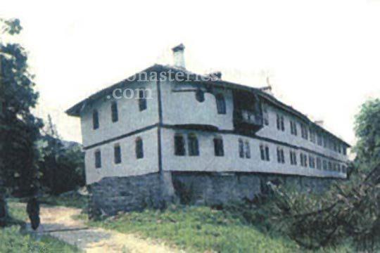 Струпешки манастир - Комплексът (Снимка 2 от 11)