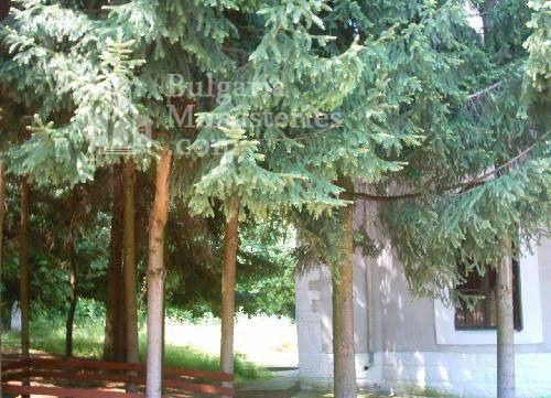 Свищовски манастир - Манастирският двор (Снимка 7 от 9)