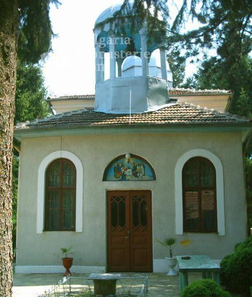 Свищовски манастир - Църквата (Снимка 2 от 9)