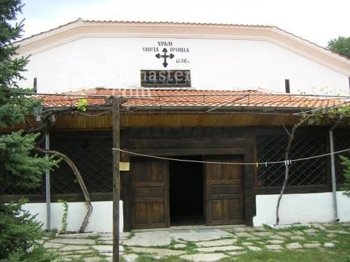 Устремски манастир - Цъеквата