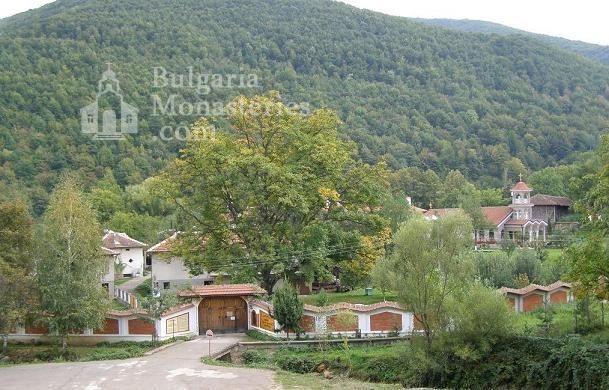 Врачешки манастир - Комплексът от вън (Снимка 4 от 5)