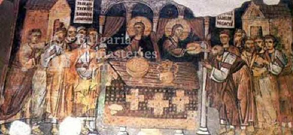 Земенски манастир - Евхаристията (Снимка 10 от 27)