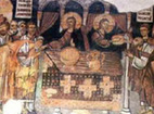 Земенски манастир - Евхаристията