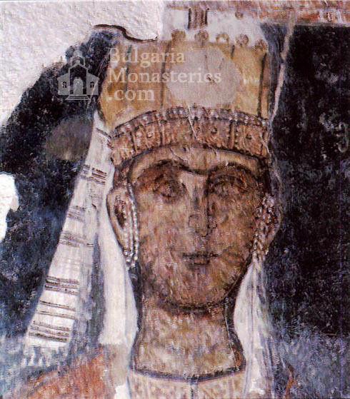 Земенски манастир - Жената на деспот Деян - Доя (Снимка 7 от 27)