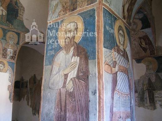 Земенски манастир - Вътрешността на църквата (Снимка 26 от 27)