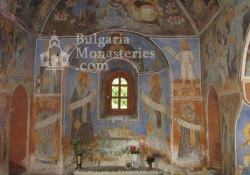 "Arapovski Monastery ""St. Nedelya"" - Frescoes in the church (Picture 14 of 27)"