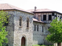 "Arapovski Monastery ""St. Nedelya"" - The complex from the outside"
