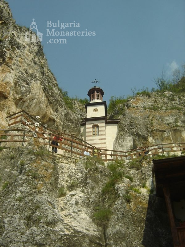 Basarbovo Monastery   - The church tower (Picture 9 of 34)
