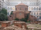 Bulgarian monasteries tour - Church St. George Rotunda
