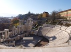 Bulgarian monasteries tour - The Roman Antique theatre
