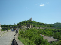 Bulgarian monasteries tour - Tsarevets Hill– the main Bulgarian fortress