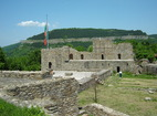 Bulgarian monasteries tour - Tsarevets Hill– the main Bulgarian fortress - inside