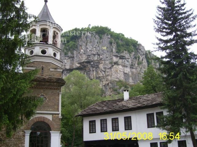 Dryanovo Monastery - The Belfry (Picture 11 of 22)