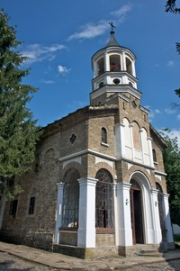 Dryanovo Monastery - The monastery's church