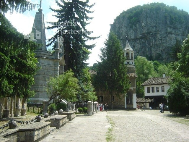 Dryanovo Monastery - The whole monastery complex (Picture 17 of 22)